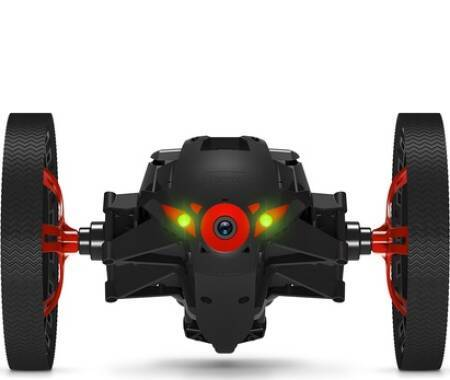 Outlet Dron Parrot Jumping Sumo - czarny