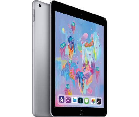 Outlet Apple iPad 2018 32GB WiFi +cellular - gwiezdna szarość