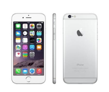 Outlet iPhone 6 16GB Silver - REFURBISHED