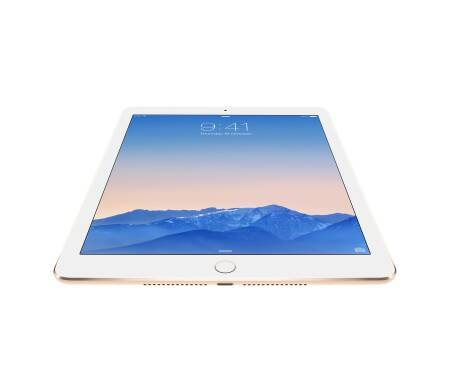 Outlet iPad Air 2 Wi-Fi, 16GB  Złoty