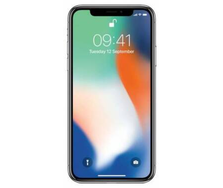 Apple iPhone X 64GB srebrny MQAD2PL/A