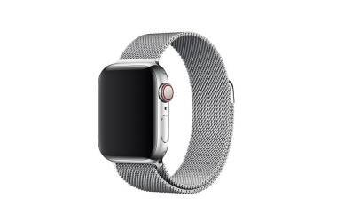 Outlet Pasek do Apple Watch Mediolańska srebrna 40mm