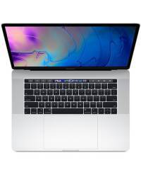 Outlet Apple MacBook Pro 15 Srebrny 2,2GHz/16GB/256GB/555X/TouchBar - zdjęcie 1