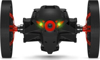 Outlet Dron Parrot Jumping Sumo - czarny - zdjęcie 1