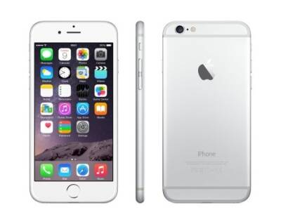 Outlet iPhone 6 16GB Silver - REFURBISHED - zdjęcie 1