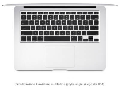 Outlet Apple Macbook Air 13 1.8Ghz/8GB/128SSD/IntelHD  - zdjęcie 3