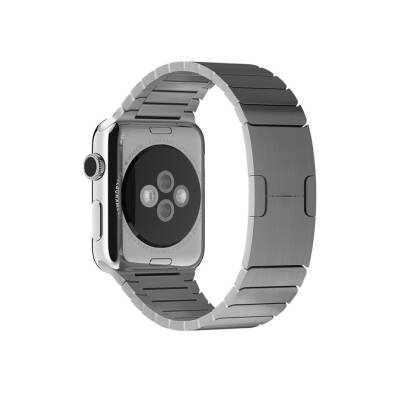 Outlet Bransoleta do Apple Watch 42/44mm Apple - srebrna  - zdjęcie 1