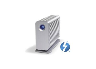 Outlet LaCie Little Big Disk 2 TB Thunderbolt Series  - zdjęcie 1